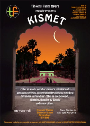 picture of Kismet poster