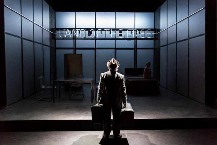 american dream a review of death of a salesman Death of a salesman: the american dream  discovering how to achieve the dream relating it to death of a salesman looking at literary criticism in relation to it.