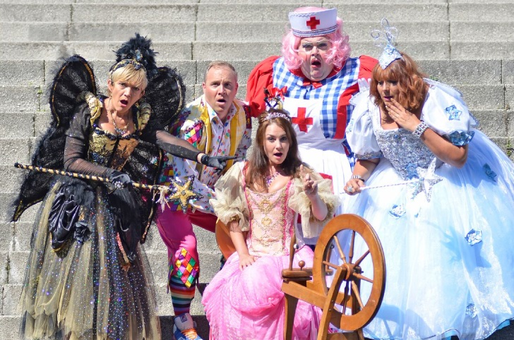 Sleeping Beauty review at Malvern Theatres