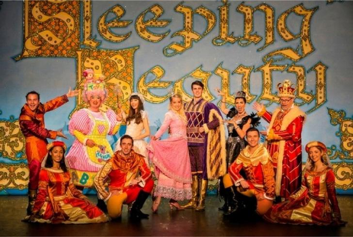 Sleeping Beauty review at Lichfield Garrick