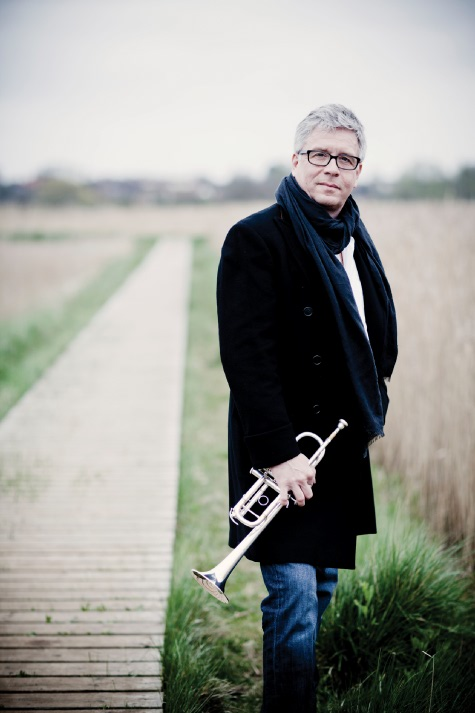 Acclaimed Swedish trumpet player Hakan Hardenberger.